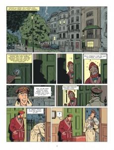 Extrait de Philip et Francis (Les Aventures de) -3- S.O.S. Météo