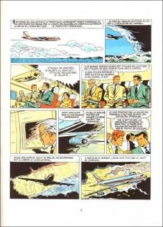 Extrait de Bob Morane 9 (Divers) -3- Bob Morane et les tours de cristal
