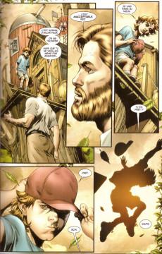 Extrait de Fantastic Four (Vol.2) (Marvel Deluxe) -1- Une Solution pour tout