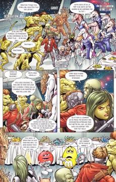 Extrait de Les gardiens de la Galaxie (Publicitaire) -Pub1- Extraterrestres... et irrésistibles !