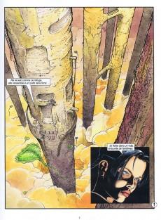 Extrait de Le cycle de Cyann -6- Les aubes douces d'Aldalarann