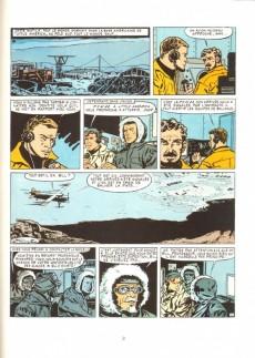 Extrait de Bob Morane 4 (Lefrancq) -202- Le Secret de l'Antarctique