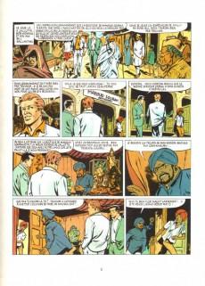 Extrait de Bob Morane 4 (Lefrancq) -405- Le Collier de Çiva