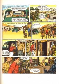 Extrait de Bob Morane 4 (Lefrancq) -06- La piste des éléphants