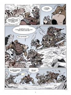 Extrait de Solo (Martín) -1- Les Survivants du chaos