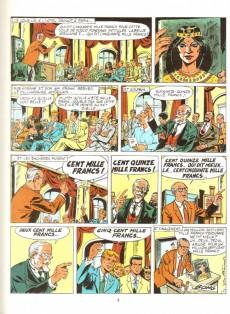 Extrait de Bob Morane 4 (Lefrancq) -10- La galère engloutie