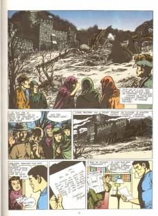 Extrait de Bob Morane 4 (Lefrancq) -15- La malédiction de Nosférat