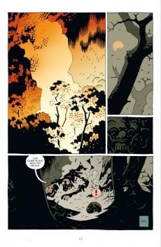 Extrait de Hellboy (Delcourt) -8a- Trolls et sorcières
