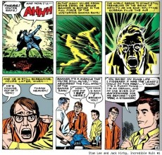 Extrait de Marvel Masterworks: The Incredible Hulk (2003) -INT01a- Marvel Masterworks: The Incredible Hulk Volume 1