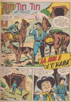 Extrait de Rin Tin Tin & Rusty (2e série) -108- La mine d'O'Hara