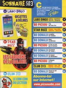Extrait de Picsou Magazine -503- Picsou Magazine n° 503
