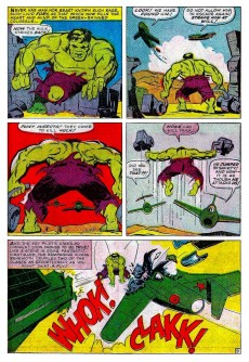 Extrait de Marvel Masterworks: The Incredible Hulk (2003) -INT02a- Marvel Masterworks: The Incredible Hulk Volume 2