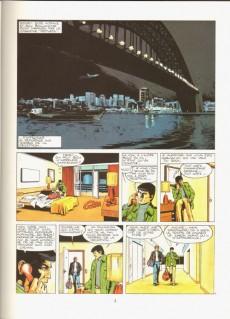 Extrait de Bob Morane 3 (Lombard) -35- La guerre des baleines