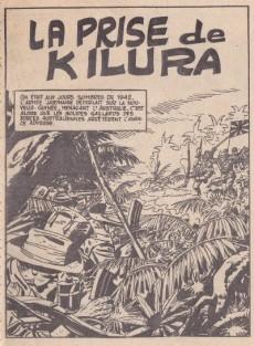 Extrait de Rafales (Edi Europ) -11- La prise de Kilura