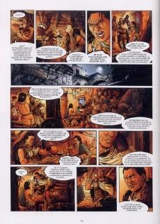 Extrait de Les 7 merveilles -3- Le Phare d'Alexandrie - 254 av. J.-C.