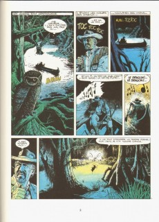 Extrait de Bob Morane 3 (Lombard) -38- Le Dragon des Fenstone