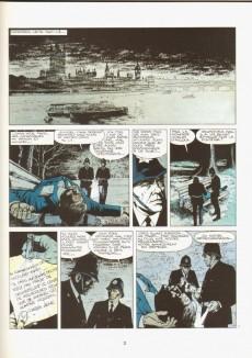 Extrait de Bob Morane 3 (Lombard) -39- Les otages de l'ombre jaune