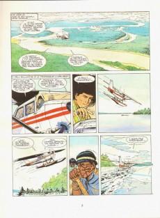 Extrait de Bob Morane 3 (Lombard) -41- Le tigre des lagunes