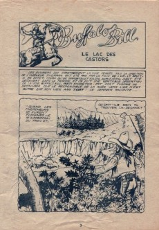 Extrait de West (Jeunesse et Vacances) -6- Le lac des castors