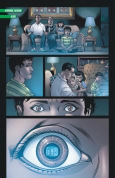 Extrait de Green Lantern (DC Renaissance) -3- La troisième armée