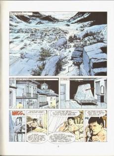 Extrait de Bob Morane 3 (Lombard) -46- La cité des rêves