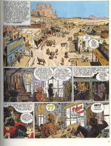 Extrait de Blueberry -11b1977a- La mine de l'Allemand perdu