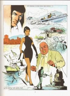 Extrait de Bob Morane 3 (Lombard) -49- Alias M.D.O.