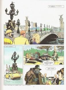 Extrait de Bob Morane 3 (Lombard) -52- La revanche de l'Ombre Jaune