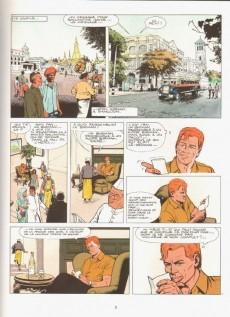 Extrait de Bob Morane 3 (Lombard) -53- Le Châtiment de l'Ombre Jaune