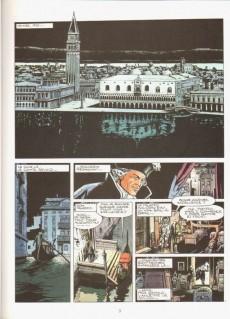 Extrait de Bob Morane 3 (Lombard) -55- Le pharaon de Venise