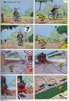 Extrait de Spirou et Fantasio -10d81- Les pirates du silence