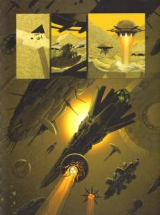 Extrait de Universal War Two -2TL- La terre promise