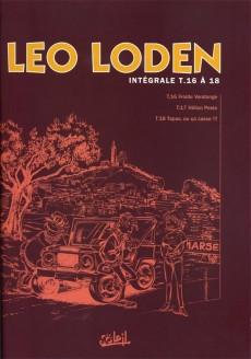 Extrait de Léo Loden (Intégrale) -6- Integrale 6