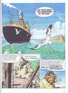 Extrait de Bernard Prince -16- La dynamitera