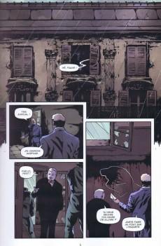 Extrait de Metropolis (Lehman/De Caneva) -2- Tome 2