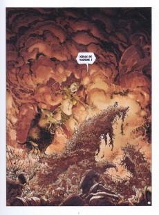 Extrait de Thorgal (Les mondes de) - Kriss de Valnor -5- Rouge comme le Raheborg