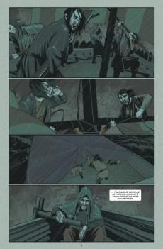 Extrait de Northlanders (Urban comics) -2- Le livre islandais