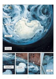 Extrait de Australes - Deux récits du monde au bout du monde -2- La Lune est blanche