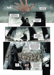 Extrait de Merlin (Nucléa/Soleil) -11- Le Roi Arthur