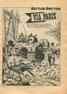 Extrait de Battler Britton -244- Via Paris