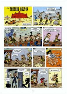 Extrait de Lucky Luke (Les aventures de) -6- Les tontons Dalton