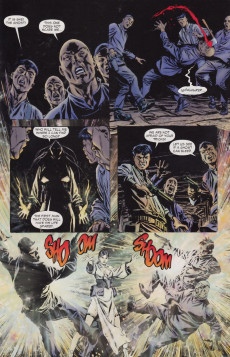 Extrait de All Star Western (2011) -4- The Barbary Ghost, part 1