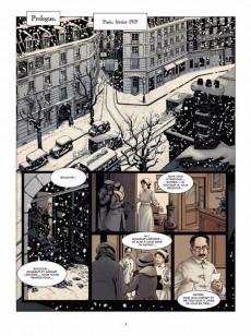 Extrait de 14-18 (Corbeyran/Le Roux) -1- Le Petit Soldat (août 1914)
