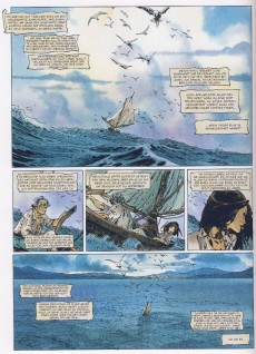 Extrait de Long John Silver (en allemand) -4- Guyanacapac