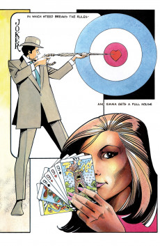 Extrait de Steed and Mrs. Peel (Eclipse books - 1990) -INT- The Golden Game