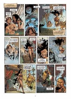 Extrait de Lanfeust et les mondes de Troy - La collection (Hachette) -1a- L'Ivoire du Magohamoth