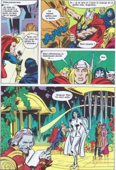 Extrait de Thor le fils d'Odin -Rec06- Album N°6 (n°20 et n°21)