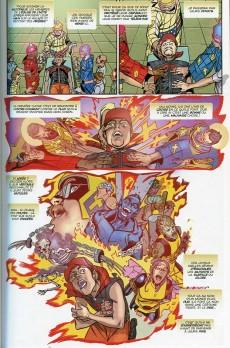 Extrait de X-Men Legacy -2- Parasite exotique