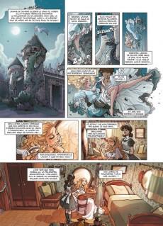 Extrait de Princesse Sara -7- Le Retour de Lavinia
