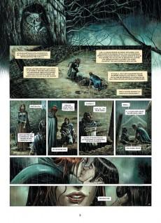 Extrait de Les druides -8- Les Secrets d'Orient